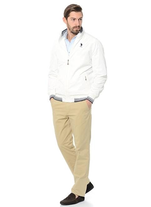 U.S.Polo Assn. Pantolon Bej
